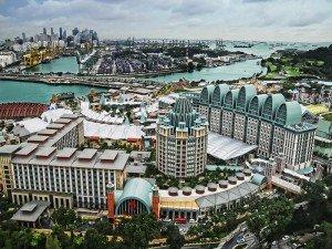 Resort World Sentosa building