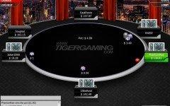 tigergaming poker table 1