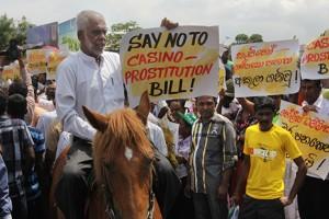 Sri Lanka prostiution