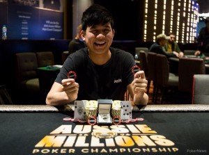 Aussie Millions: Alex Lee and Christopher Soya  take down titles