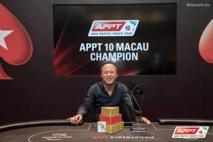 APPT Macau Champion