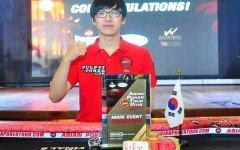 APT experience MAin Event winner