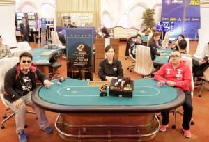 HU Poker King CUp Korea
