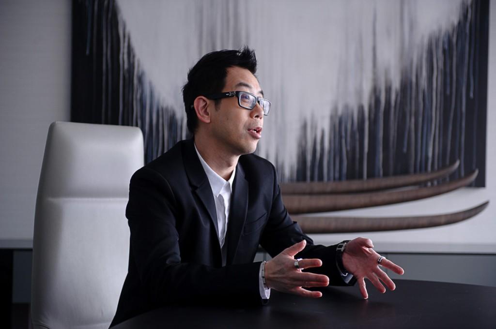 Interview Winfred Yu