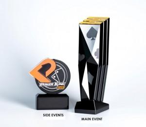 Poker King CLub Trophy