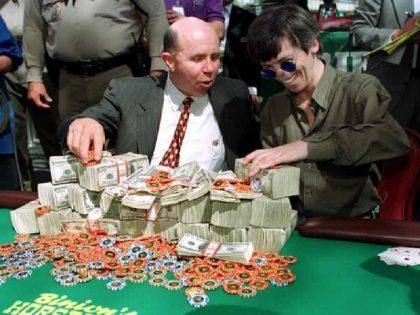 Stu Ungar three time WSOP ME winner