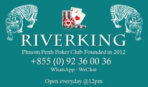 Riverking Phnom Penh info and contact