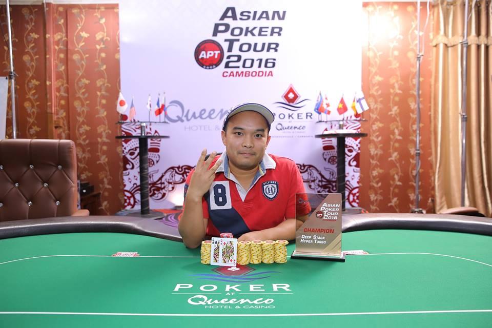 Kai Paulsen 3rd title