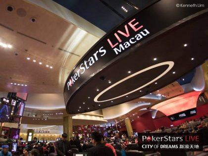 Schedule PokerStars Live Manila
