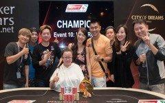 APPT 10 Manila HIGH Roller WInner 1