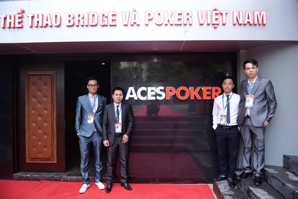 Aces Poker Entrance