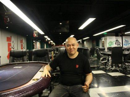 Beijing Poker Club CEO
