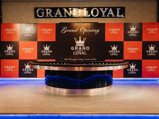 Grand Loyal Poker Club Hanoi