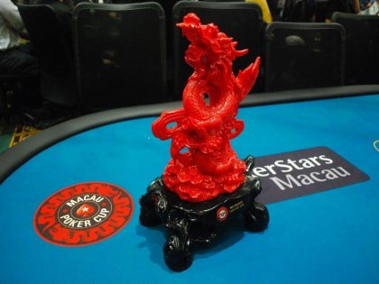 Red Dragon trophy 31