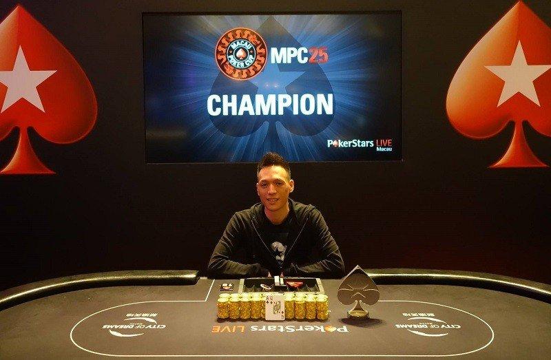 Xiao Lin (Photo Pokerstars)