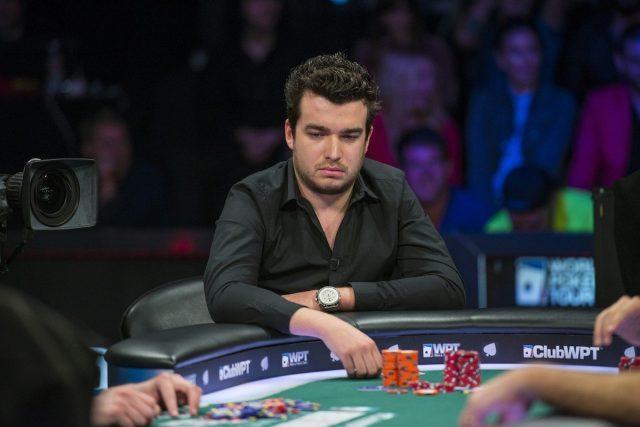 Chris Moorman playing poker