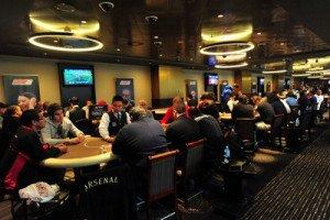 The Star Sydney poker tables