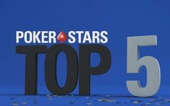 PokerStars Top 5