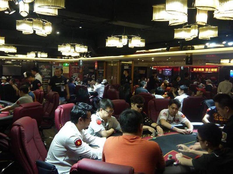 beijing poker club