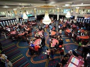 Christchurch Casino poker room