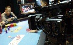 CHina Poker Scene