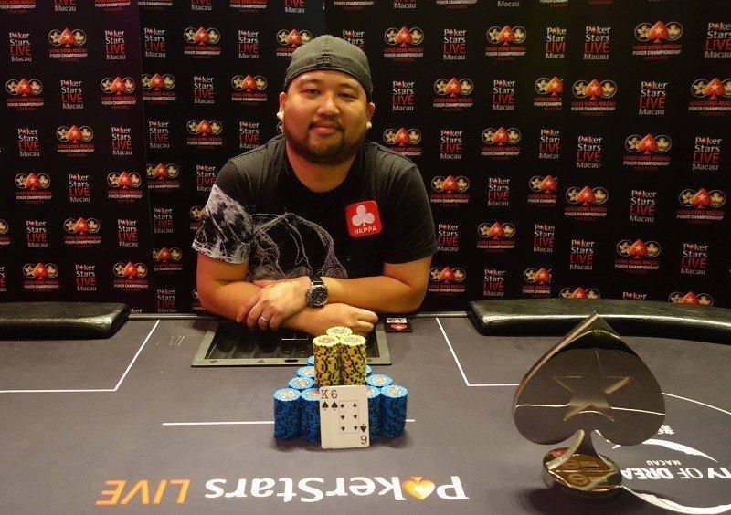 Ken Wong (Photo Pokerstars)