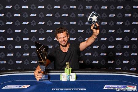 Stefan Jedlicka (Photo Manuel Kovsca PokerStars Blog)