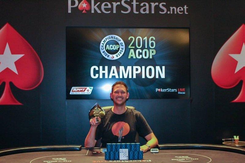 Robert Schiffbauer (Photo Pokerstars)