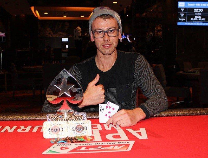 Samuel Butters (Photo Pokerstars)