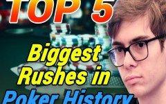 Top 5 Biggest Rush