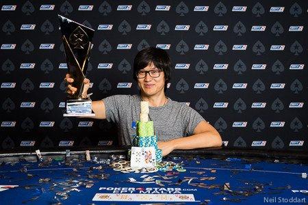 david yan champion ept13 malta day3