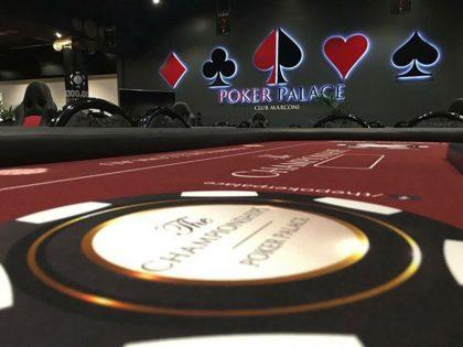 The Poker Palace Sydney poker room