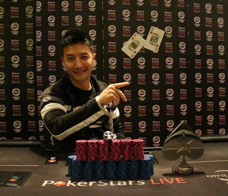 Carlos Chang (Photo Pokerstars)