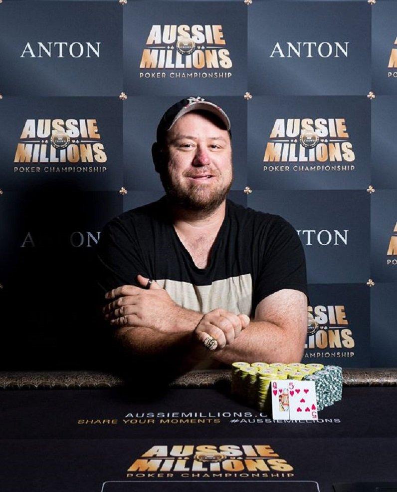 Dave Stanton (Photo Crown)
