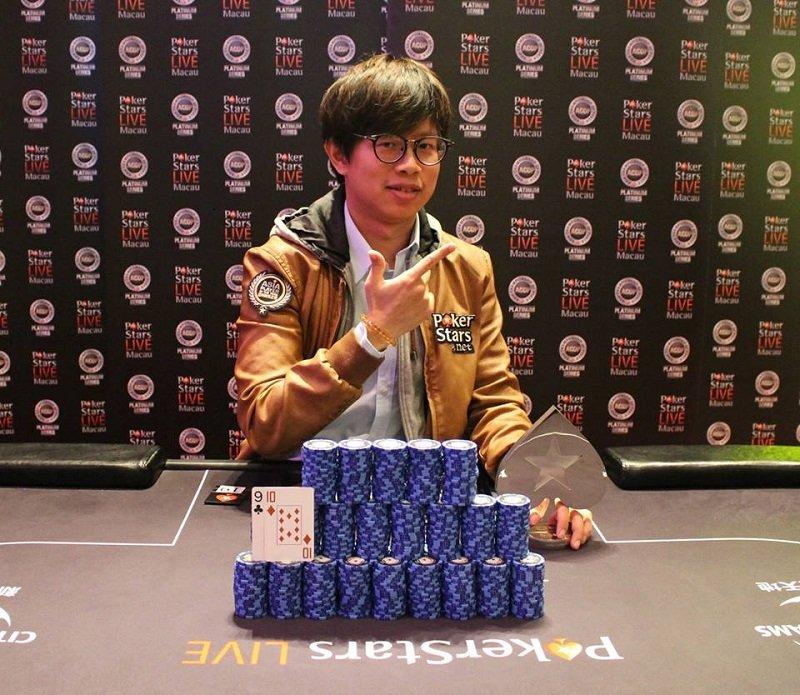 Jack Wu (Photo Pokerstars)