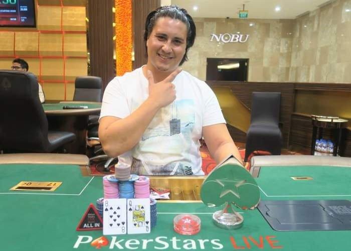 Olivier Sherf (Photo PokerStars)