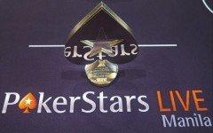 PokerStars Live Manila results