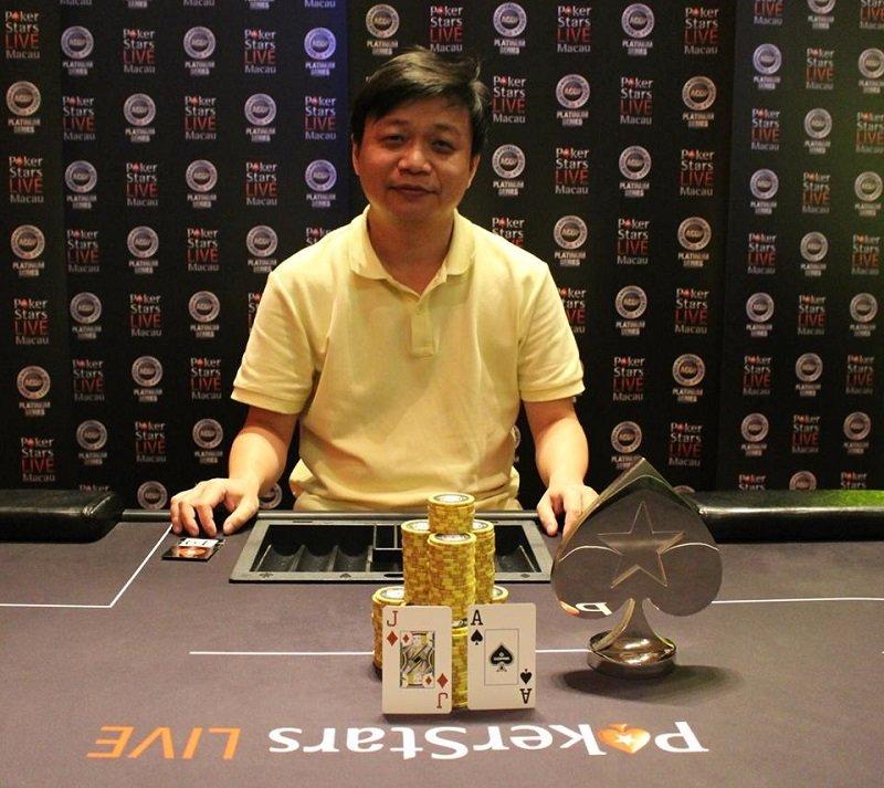 Tsai-Feng Liu (Photo Pokerstar)