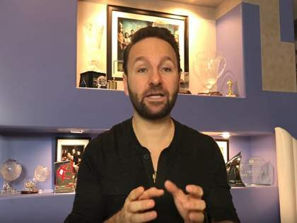 Off Topic: Negreanu launches YouTube Channel, Hellmuth and Ingram write books