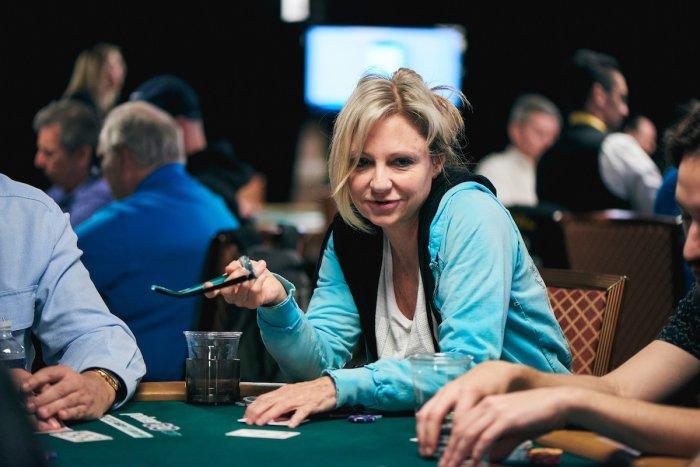 Jennifer Harman - Photo Pokercentral