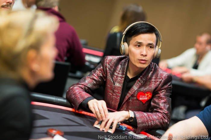 Quan Zhou - Photo PokerStars