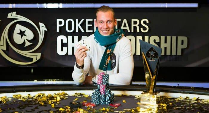 Sebastian Sorensson - Photo PokerStars