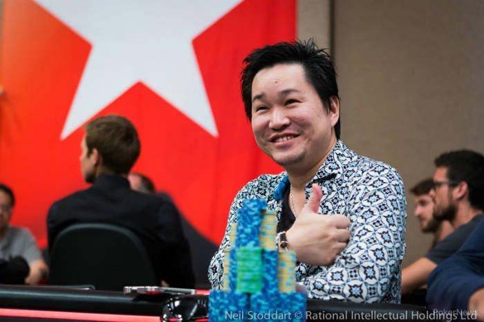 Tsugunari Toma - Photo PokerStars