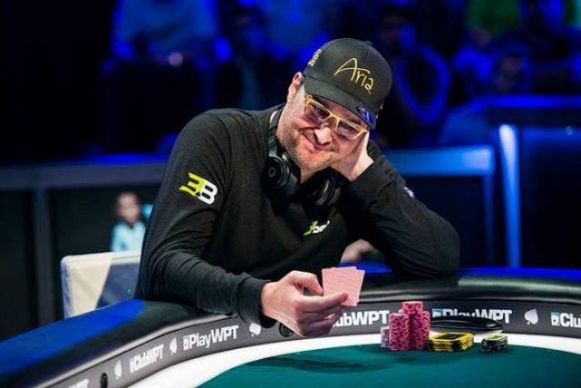 Phil Hellmuth at the WPT