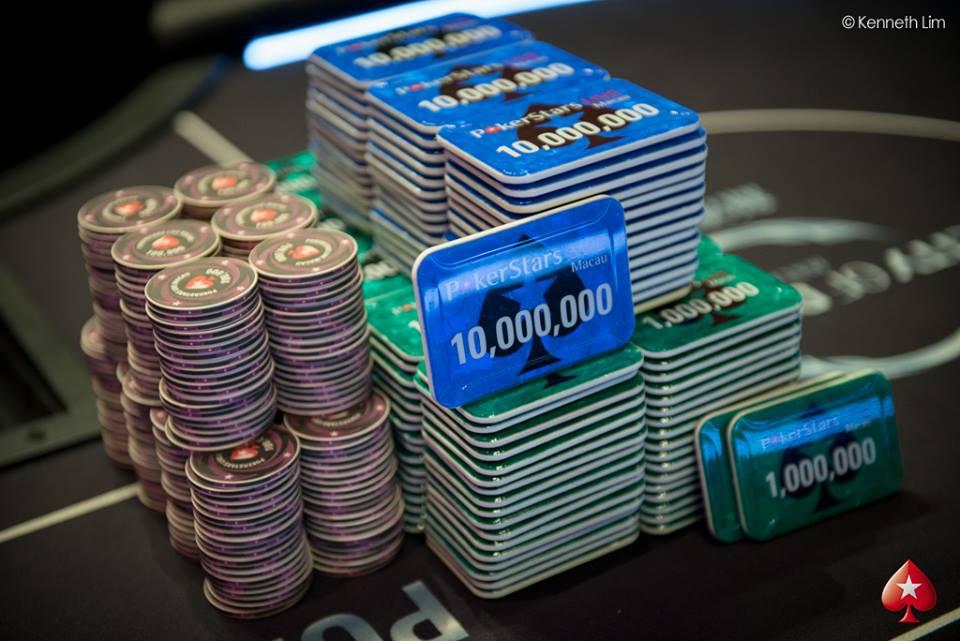 Photo Kennth Lim - Courtesy of PokerStars