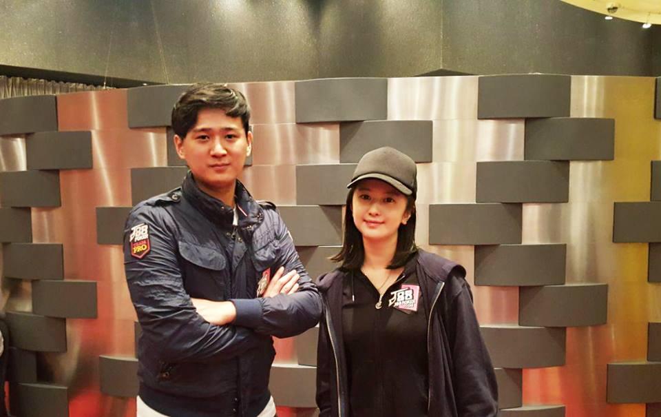 Justin Shi and Jin Tian