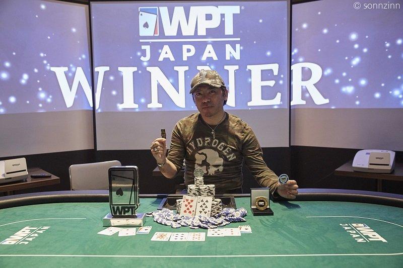Eiji Kimura - Photo WPT