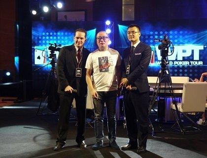 The 6th edition of the WPT Sanya kicks off at the MGM Grand Hotel, China