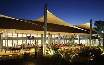 Alice Springs Lasseters Hotel Casino building
