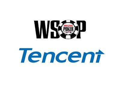 WSOP and Tencent unveil WSOP China schedule
